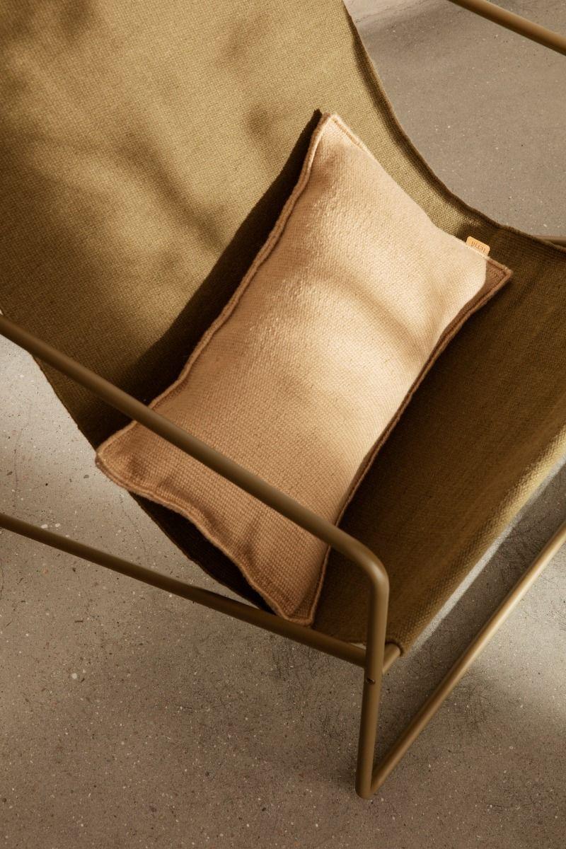 Ferm Living Desert Lounge Chair Olive