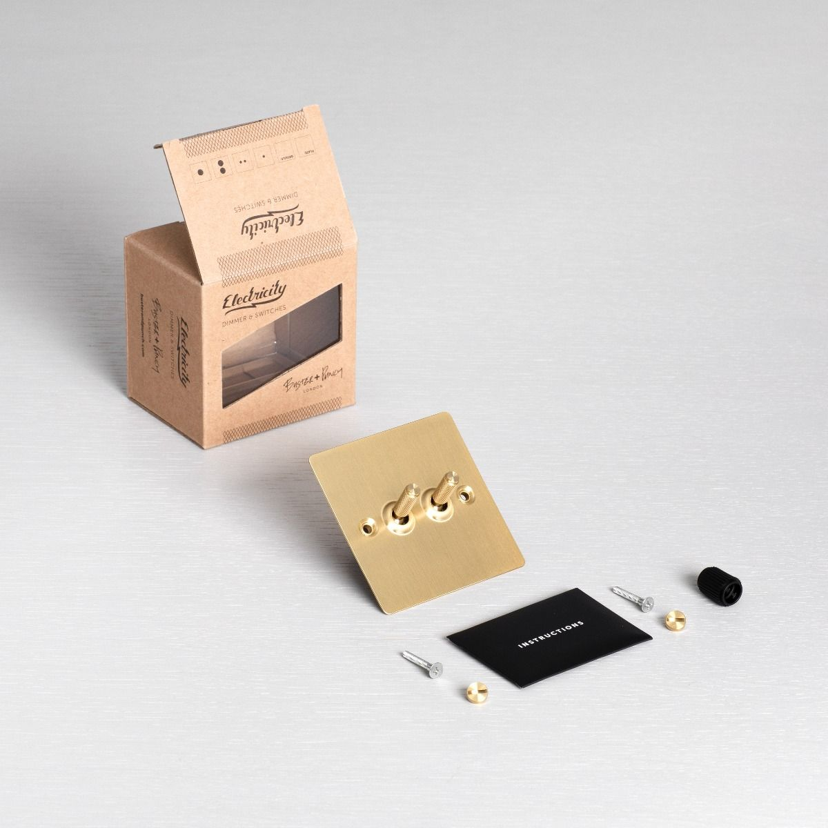 Buster + Punch Toggle Switch 2G