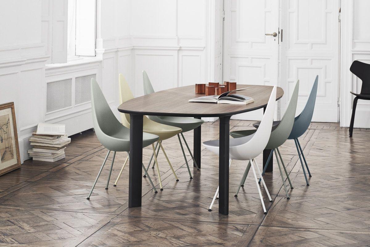 Fritz Hansen Drop Chair