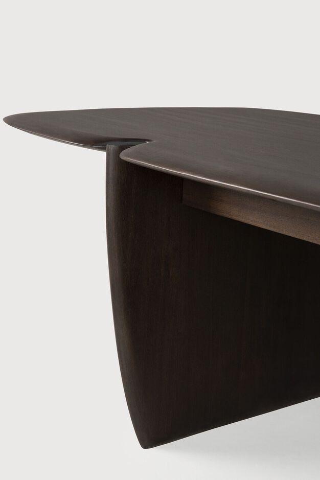Ethnicraft Mahogany PI Dark Brown Coffee Table