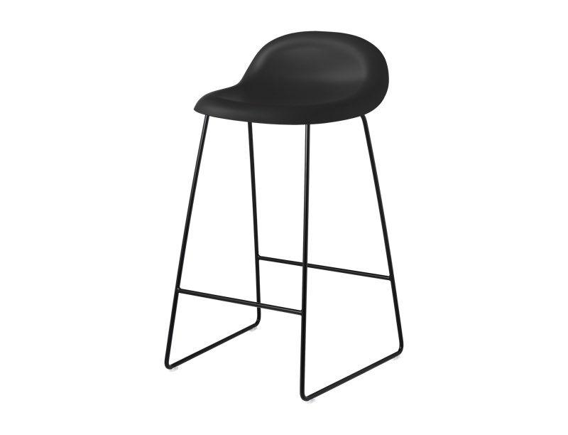 Gubi 3D Bar Stool Sledge Base