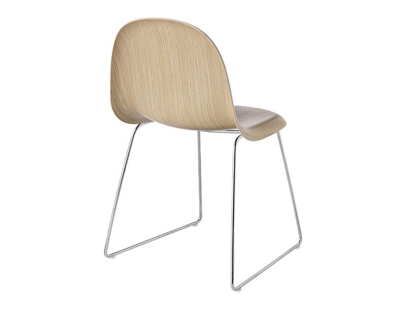 Gubi 3D Chair Sledge Base