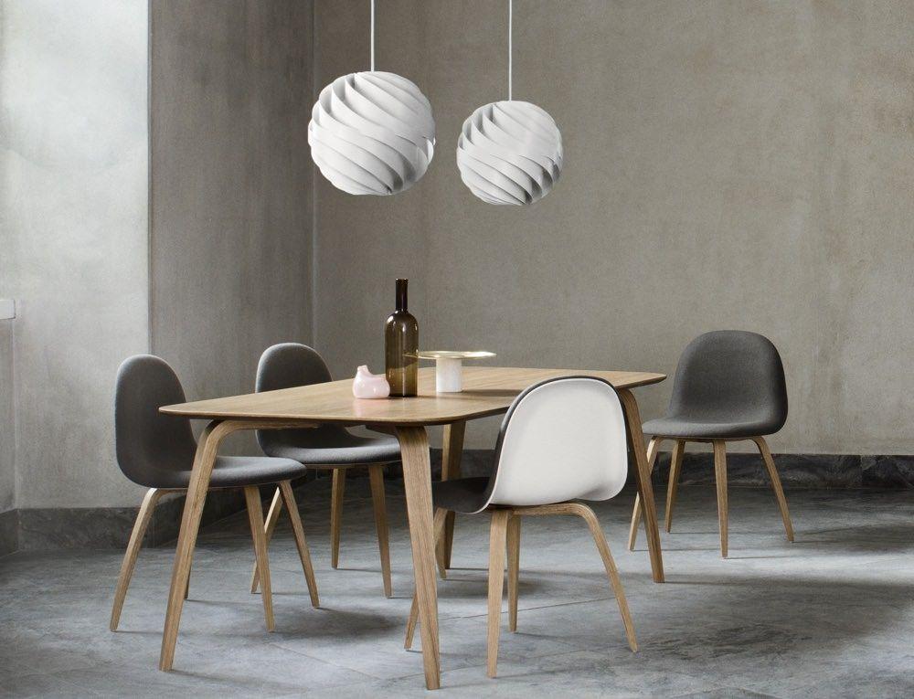 Gubi Dining Table - Rectangular