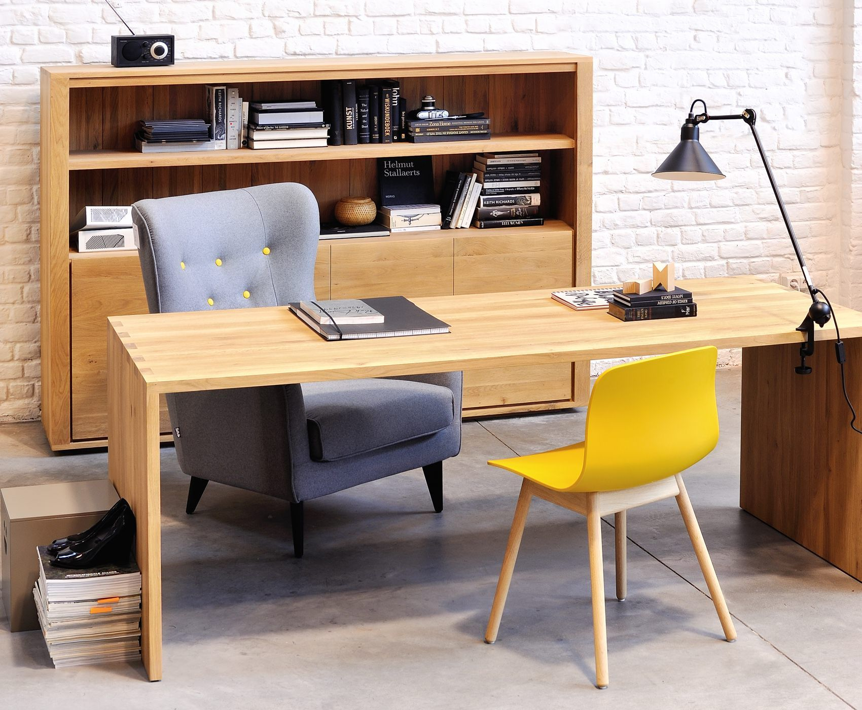 Ethnicraft U Desk