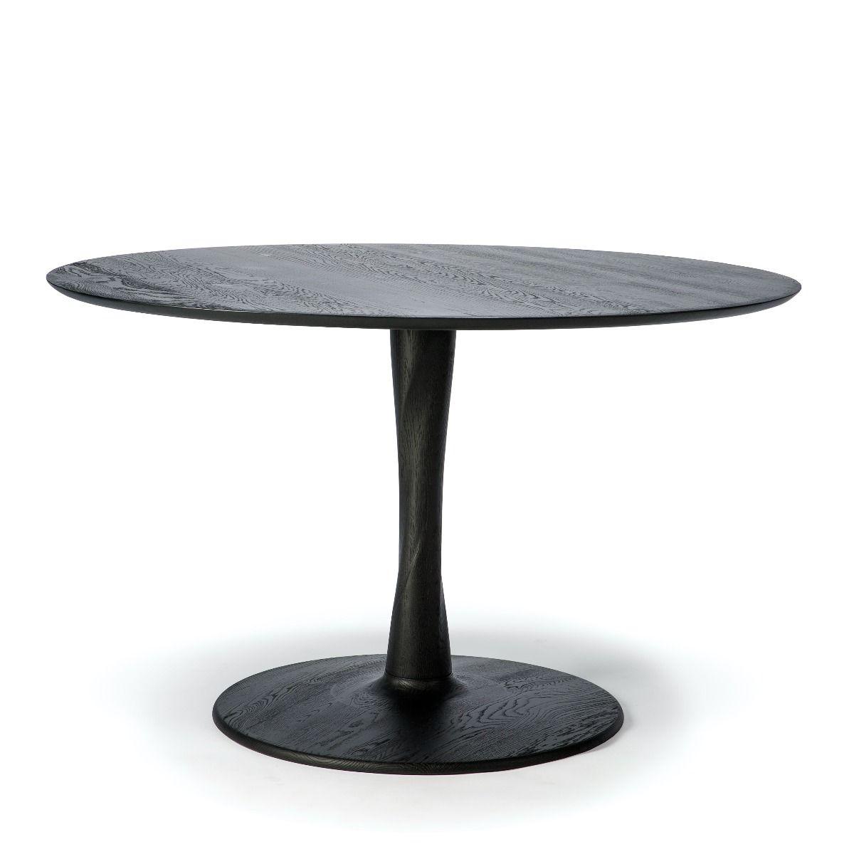Ethnicraft Torsion Table in black
