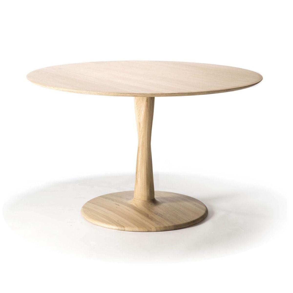 Ethnicraft Torsion Table in Oak