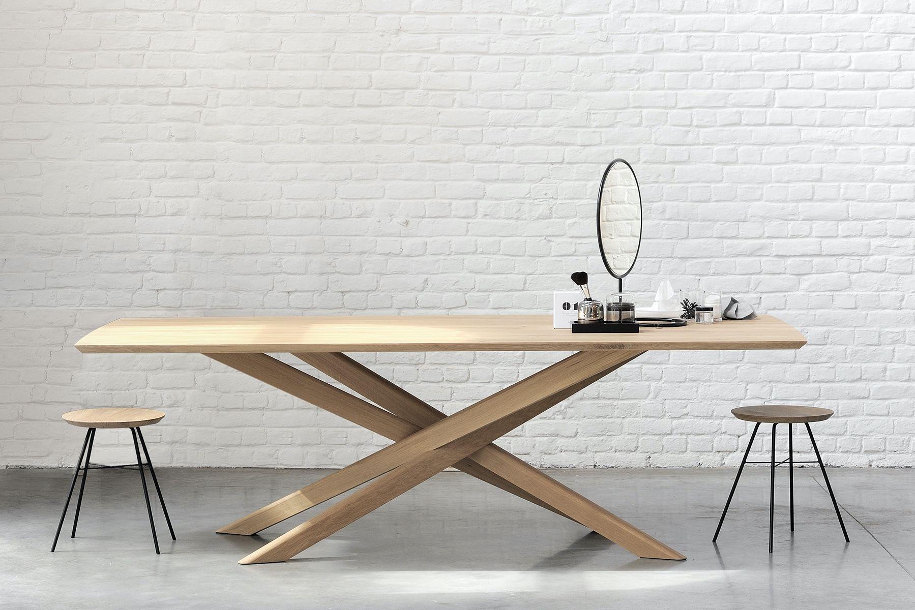 Ethnicraft Mikado Dining Table