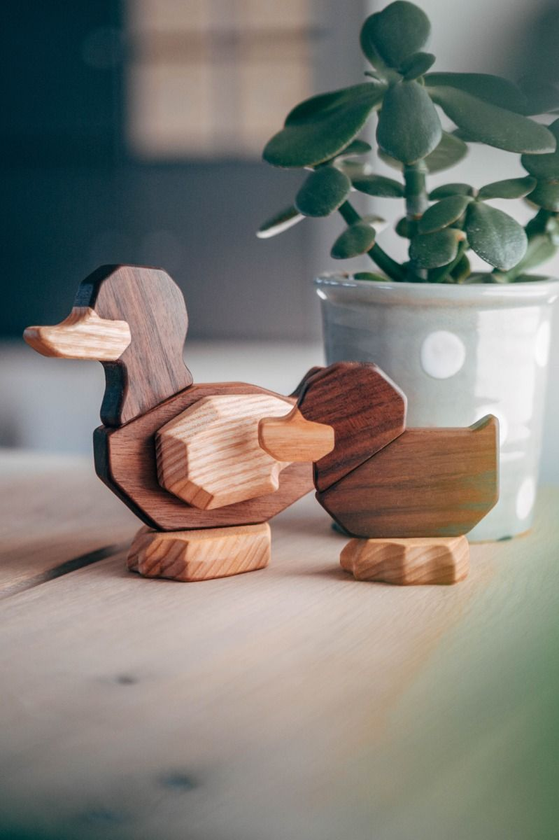 FableWood Duckling