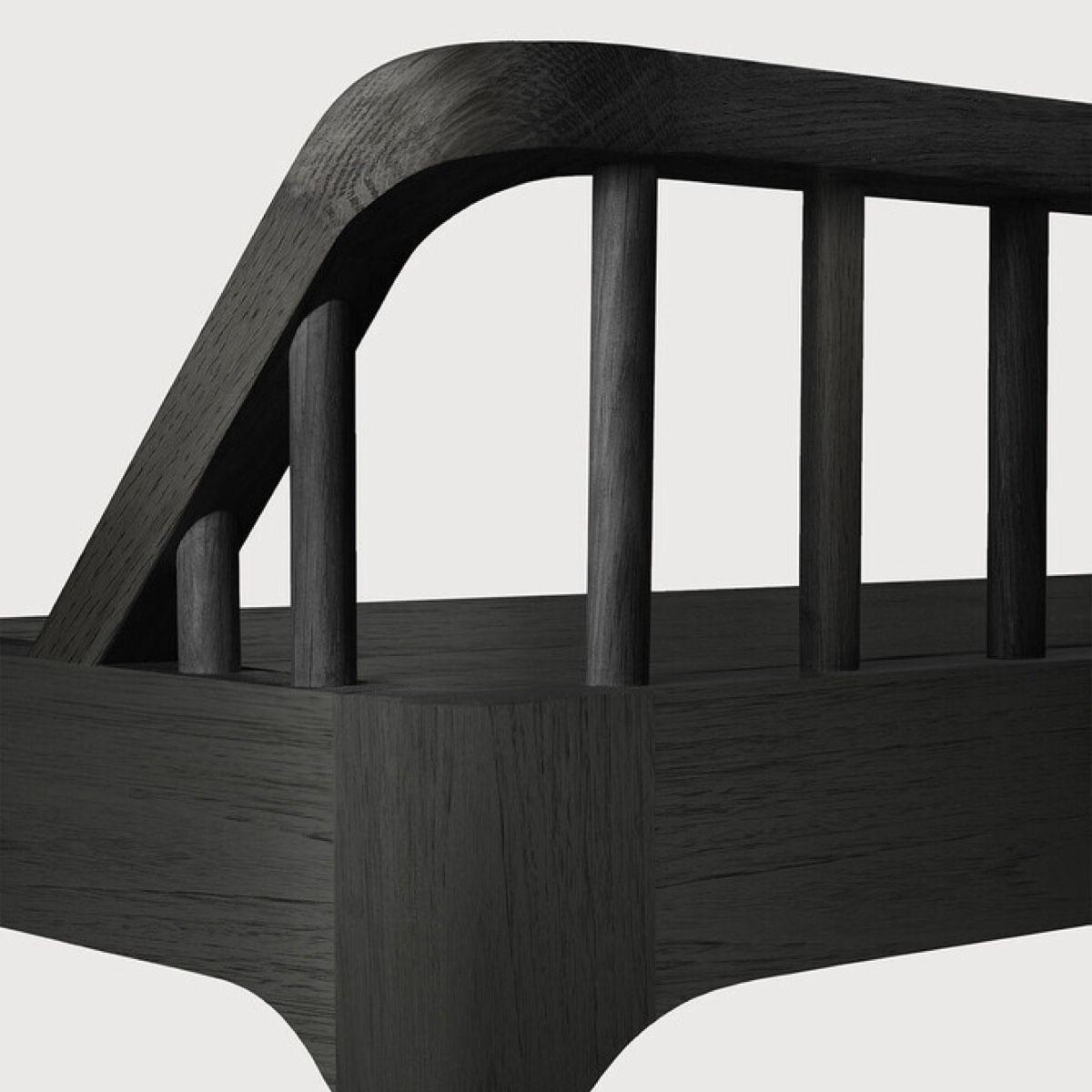 Ethnicraft Oak Spindle Bench