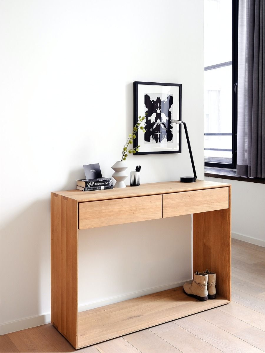 Ethnicraft Nordic Console Table