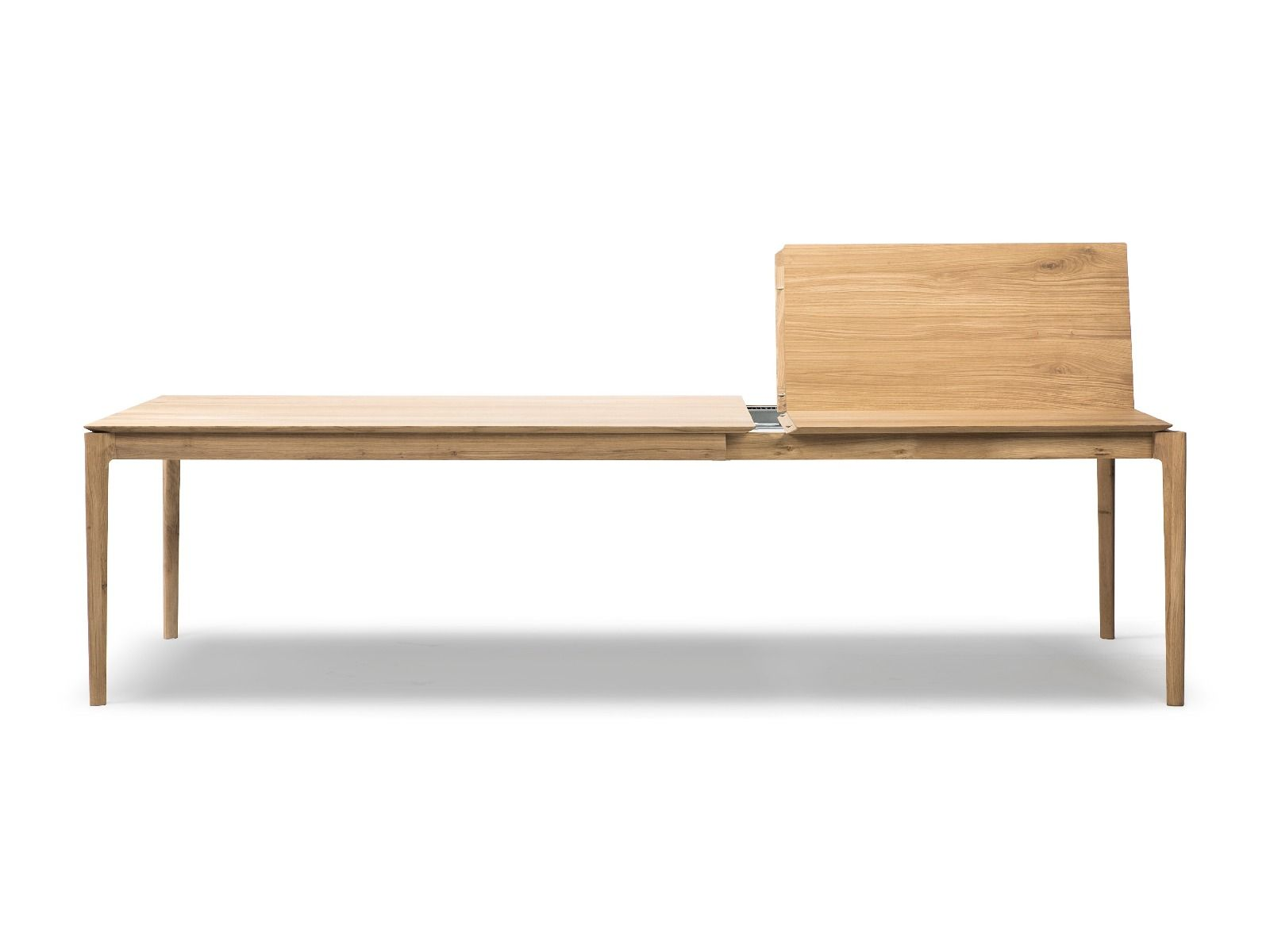 Ethnicraft Bok Extendable Dining Table