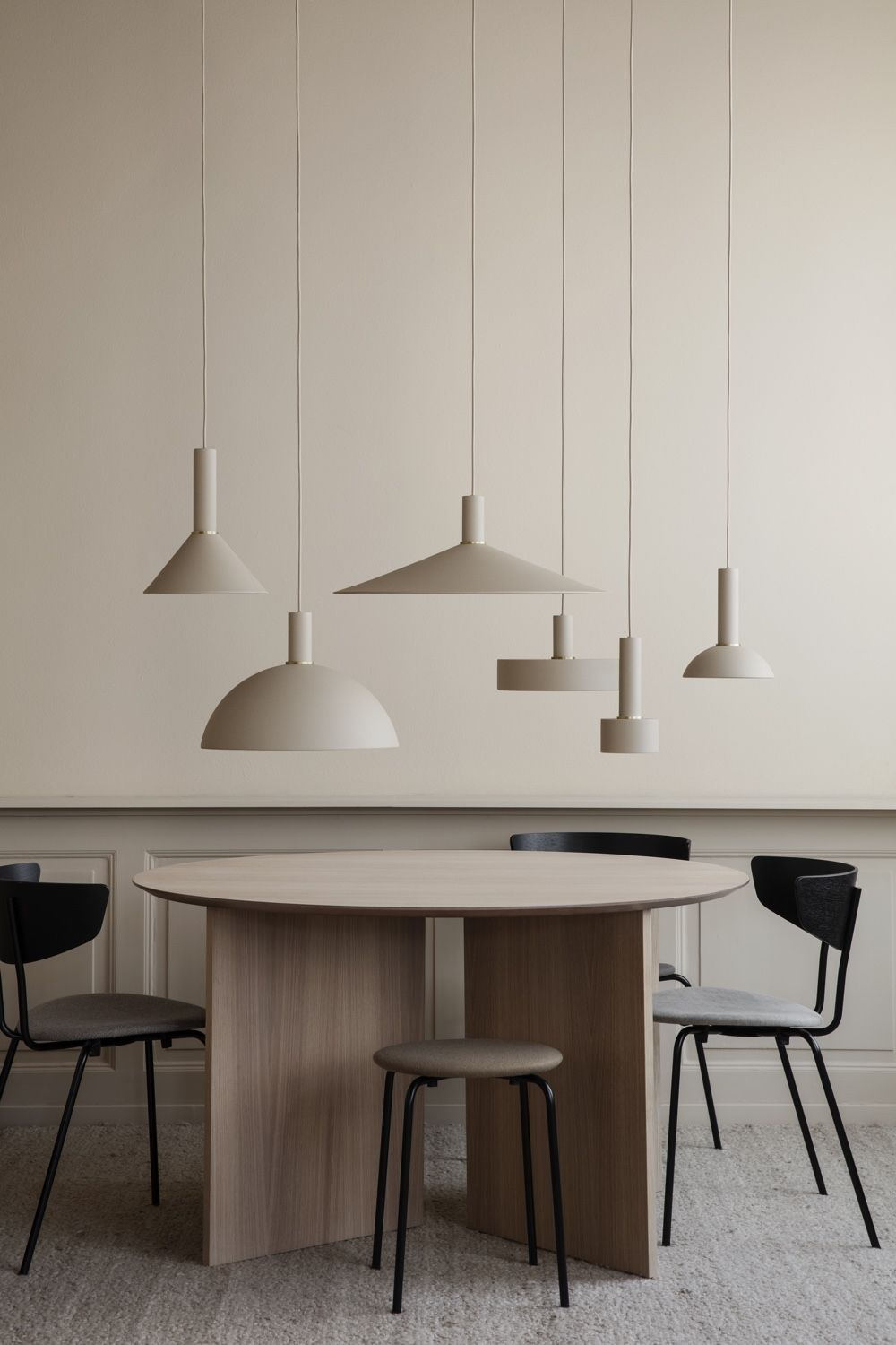 Ferm Living Collect Dome Pendant