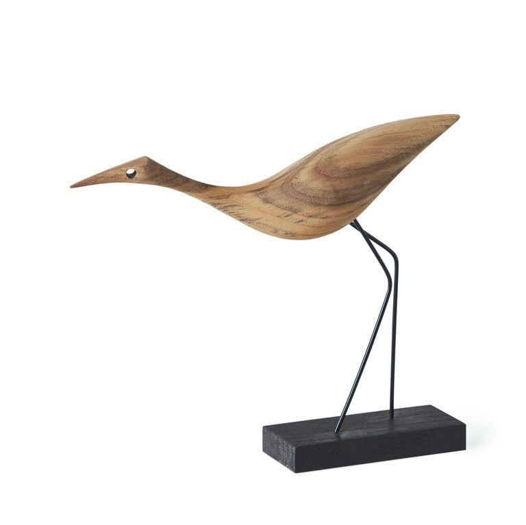 Warm Nordic Beak Bird - Low Heron