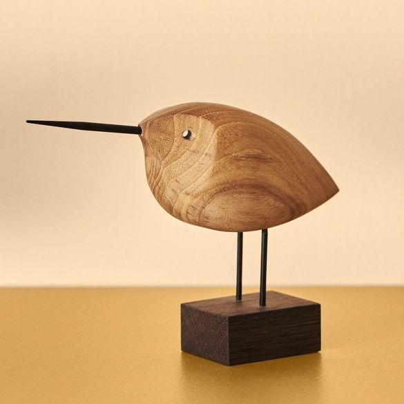 Warm Nordic Beak Bird - Awake Snipe