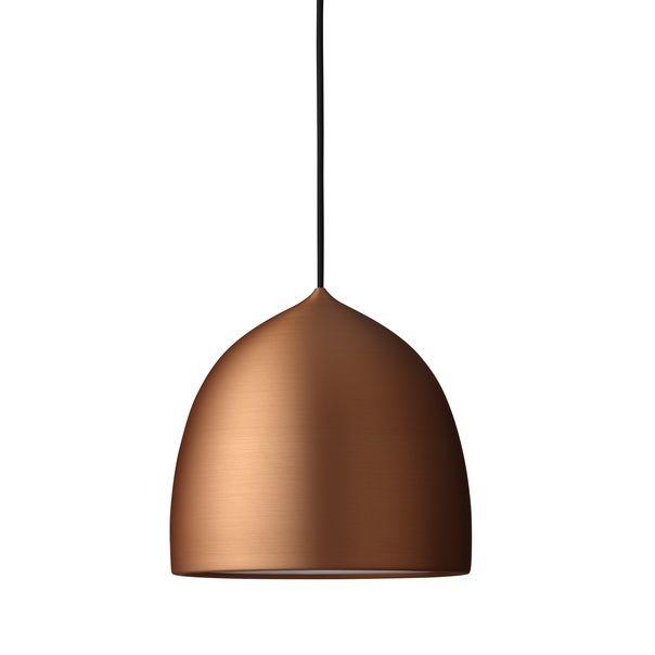 Fritz Hansen Suspence Copper Pendant Light