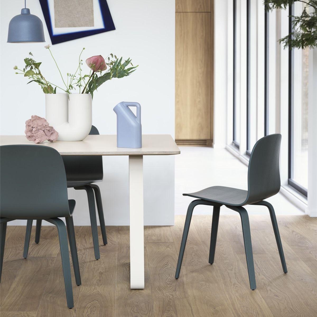 Muuto Visu Chair Wooden Base