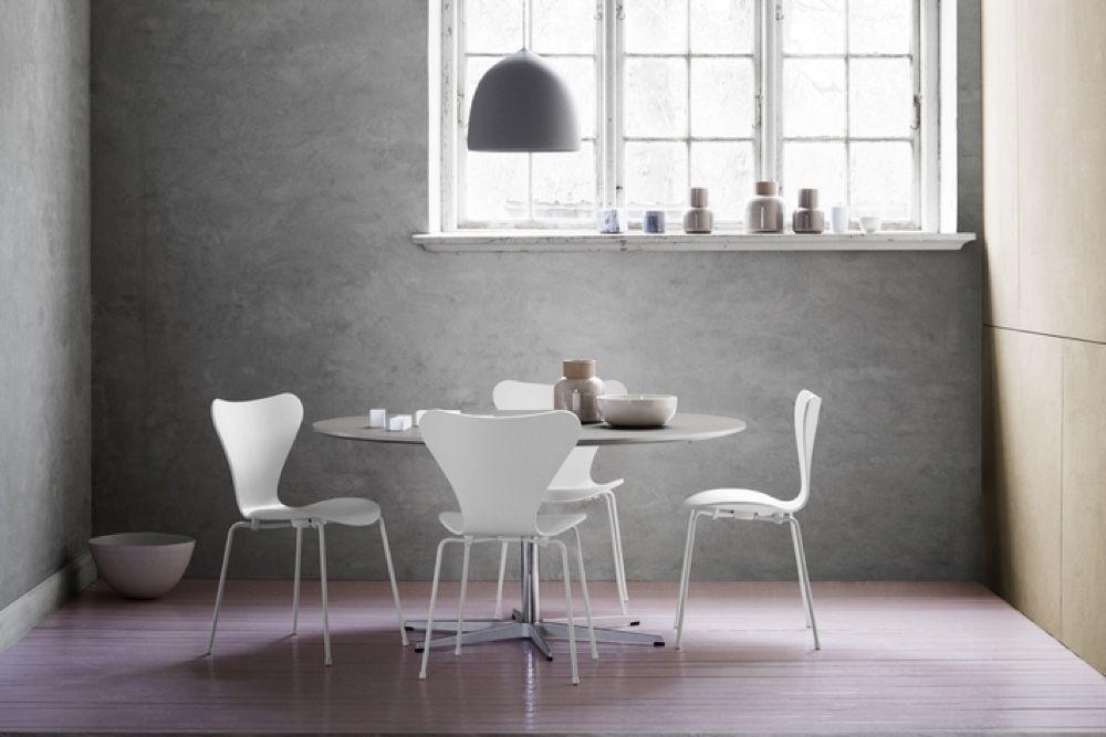 Fritz Hansen Series 7 Chair - Coloured Ash