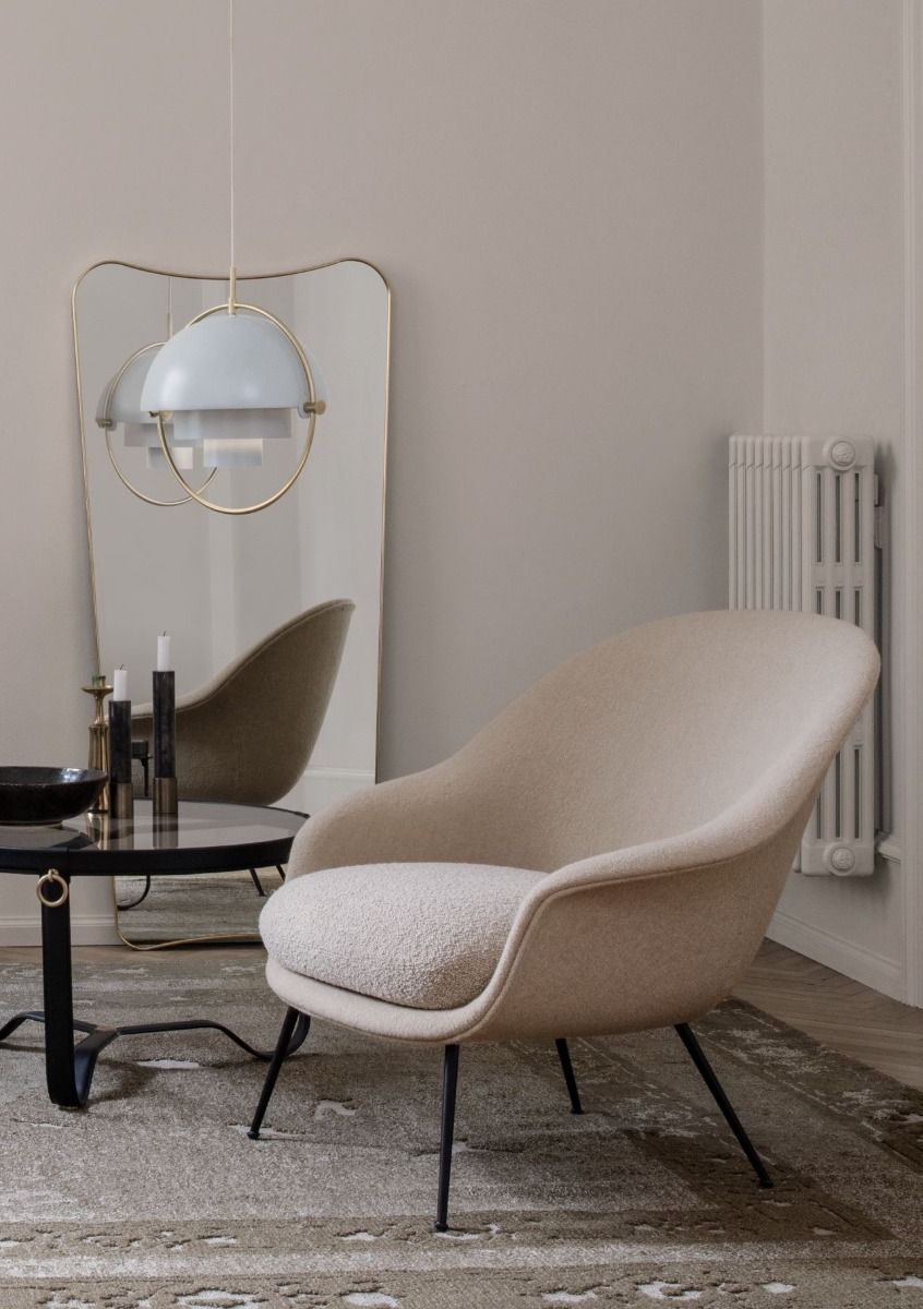 Gubi Bat Lounge Chair