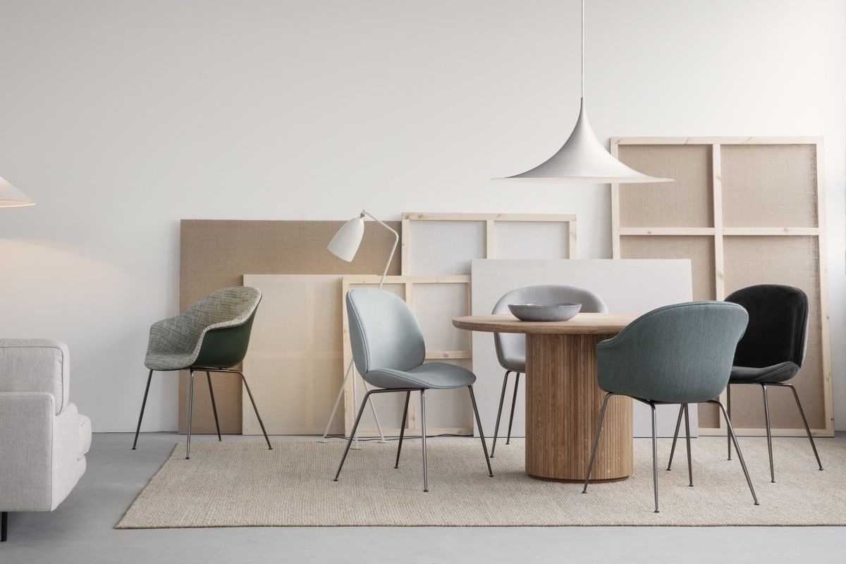Gubi Beetle Chair - Capsule Collection