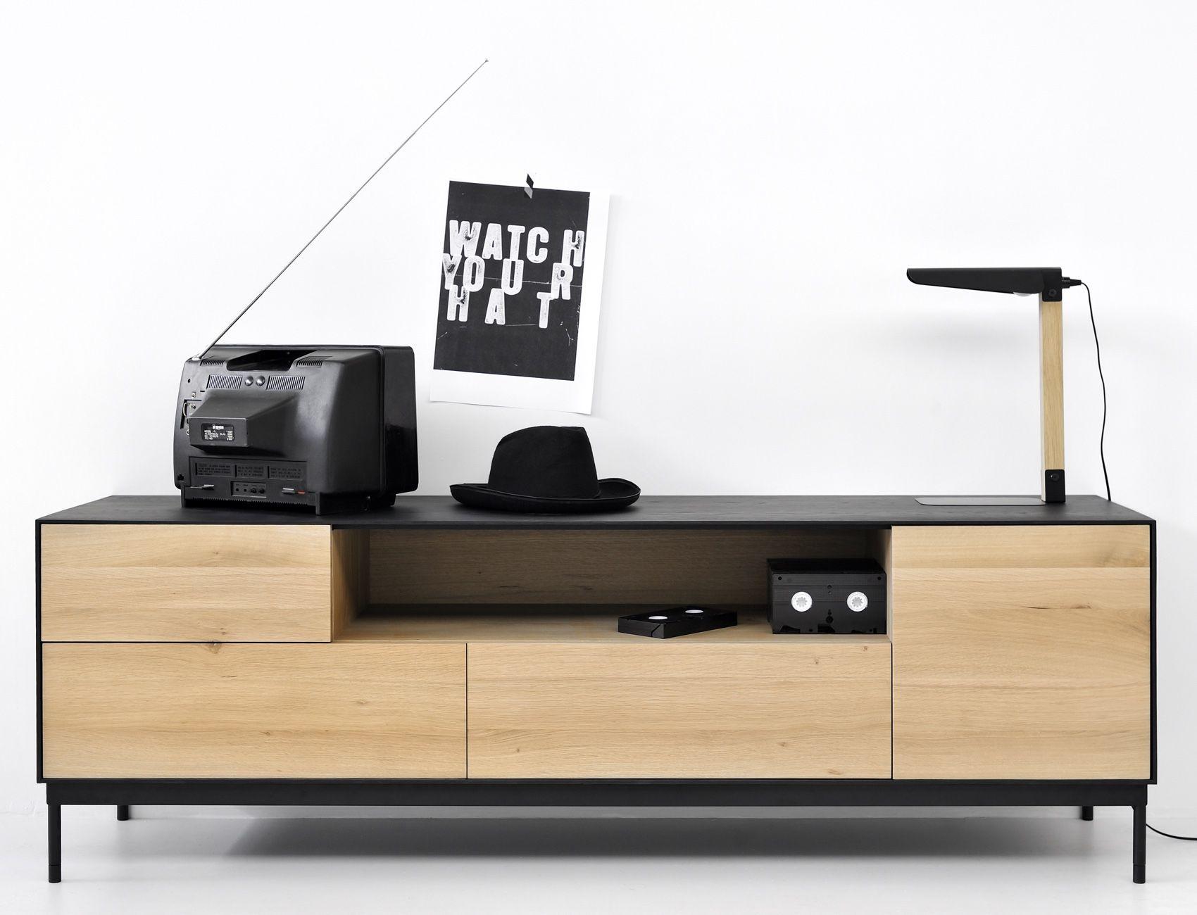 Ethnicraft Bird TV Cupboard