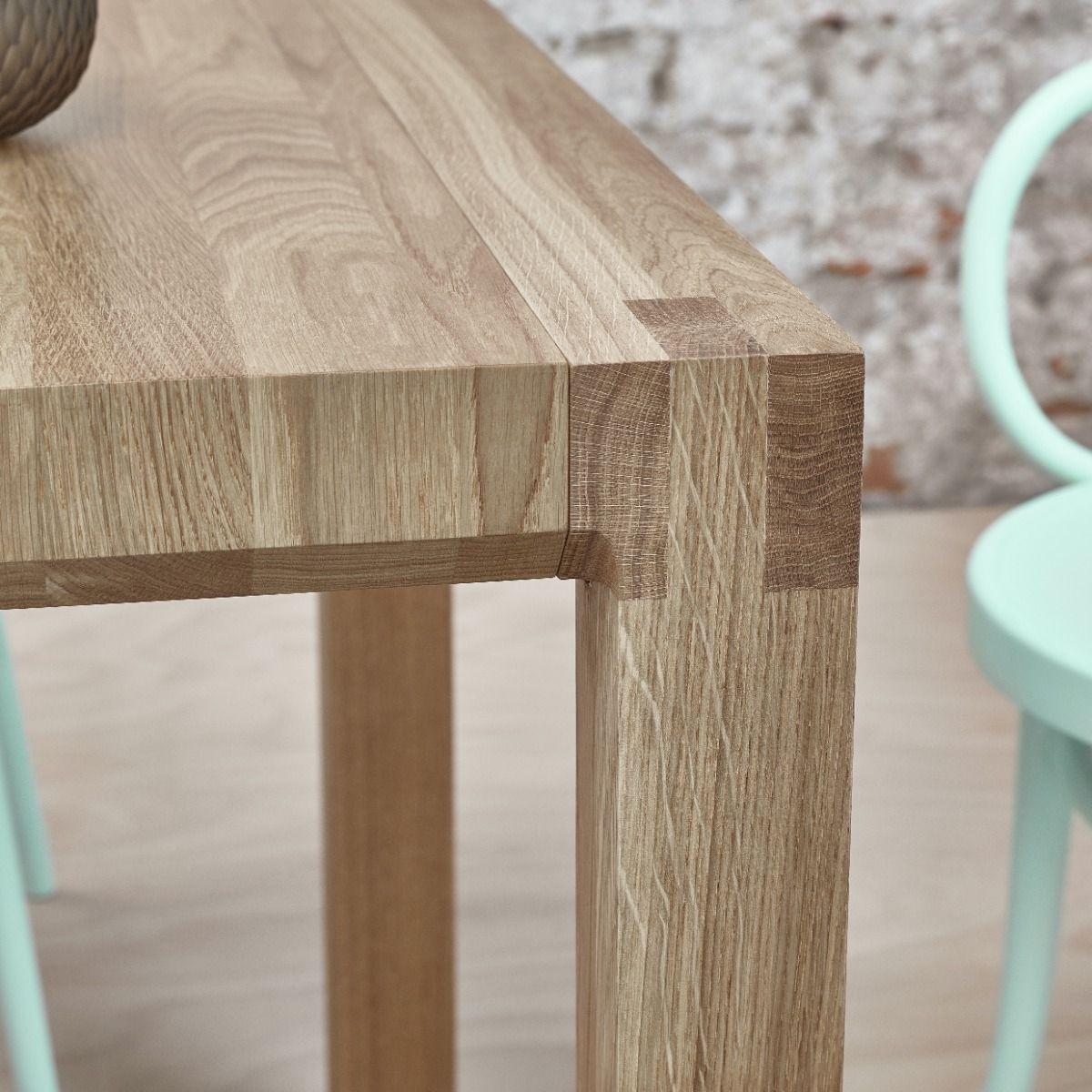 Ton Chop Dining Table - Oak