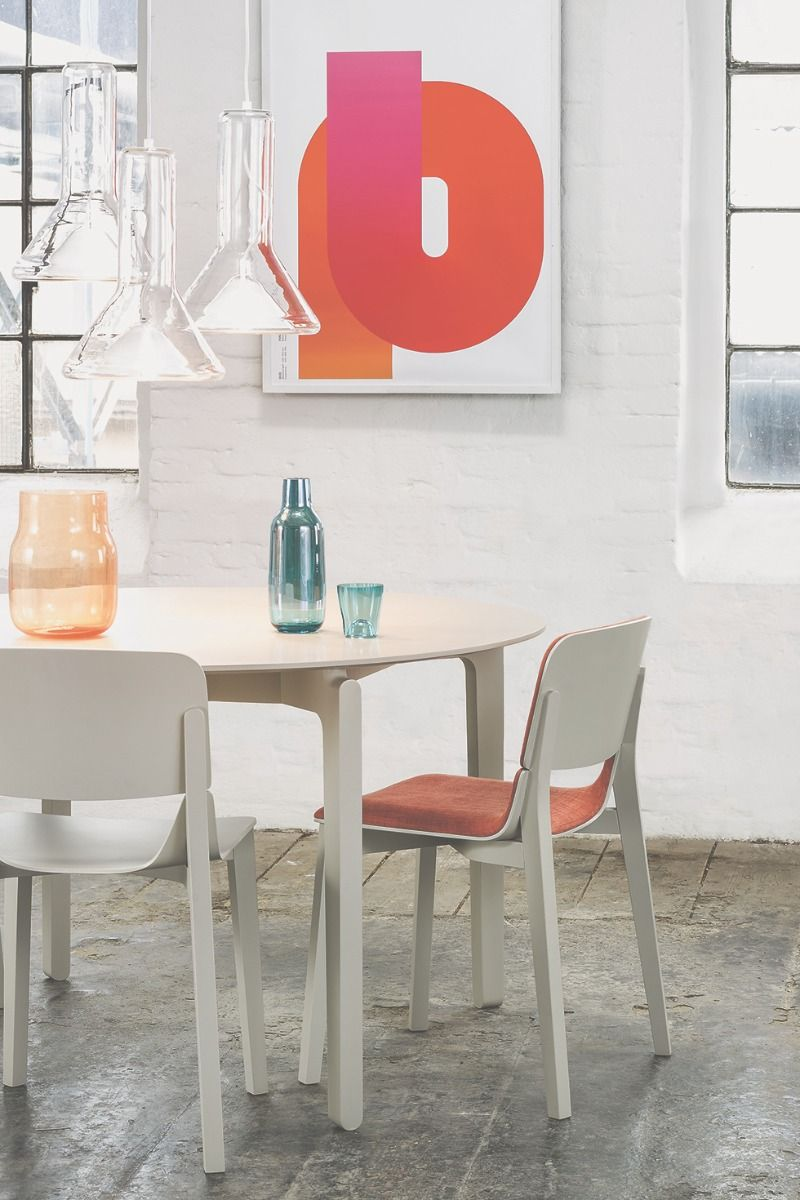 Ton Leaf Table  - Circular