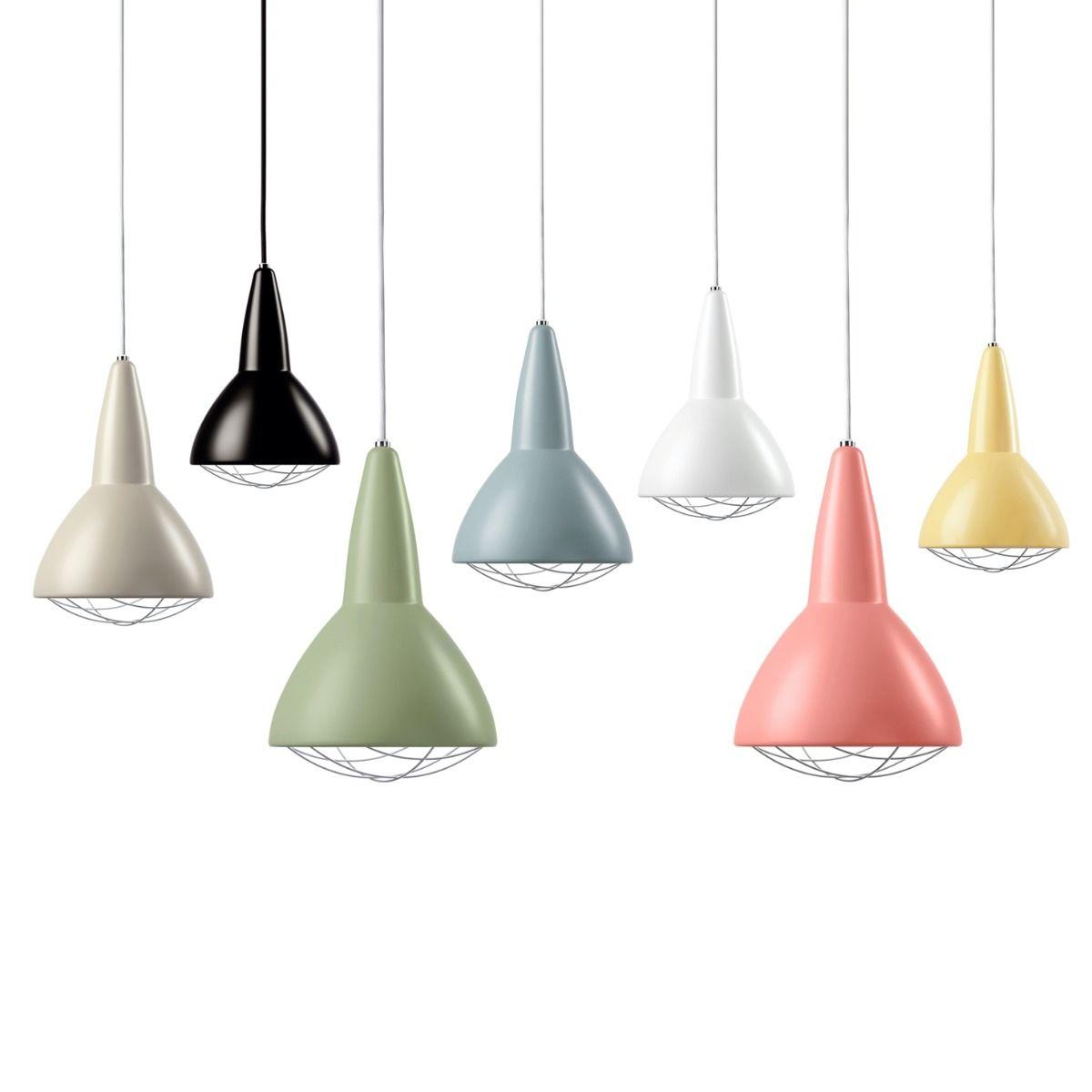 CPH Grid pendant mix of colours