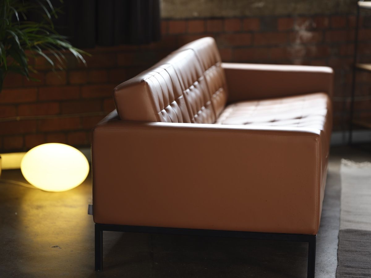 Loft Club 3 Seater Sofa