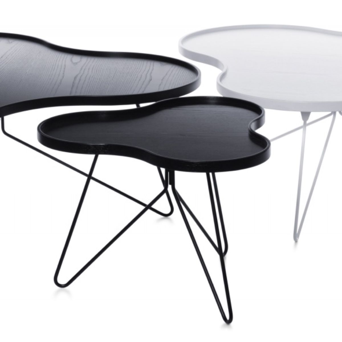 Swedese Flower Mono Coffee Table