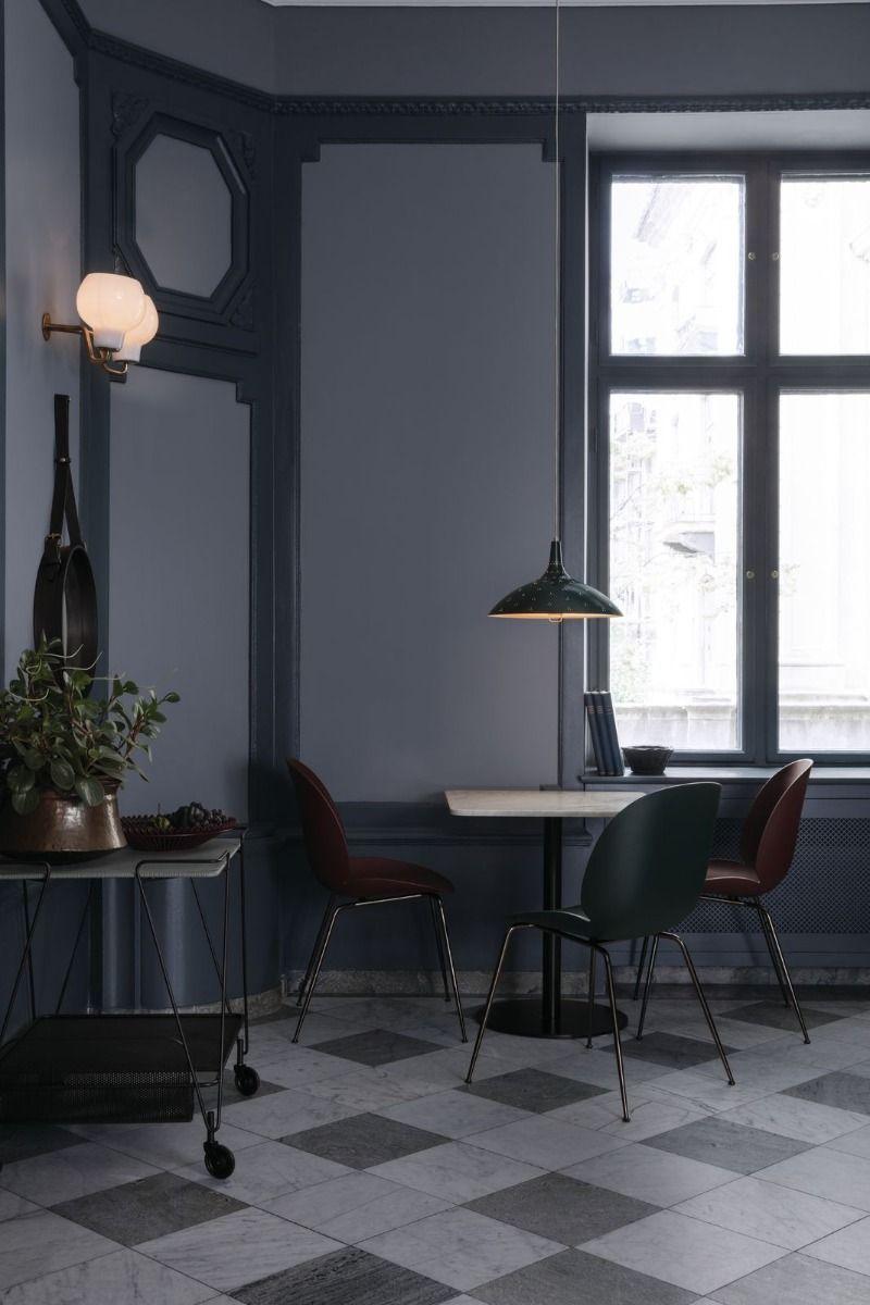 Gubi Beetle Chair Conic Base