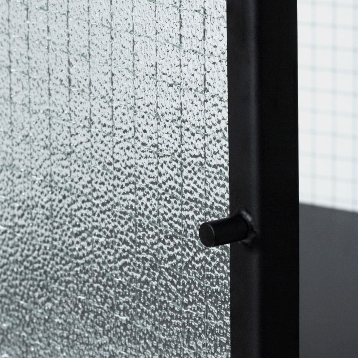 Ferm Living Haze Vitrine detail of door