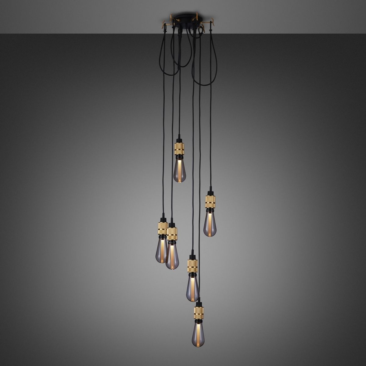 Buster + Punch Hooked Pendant 6.0 Nude