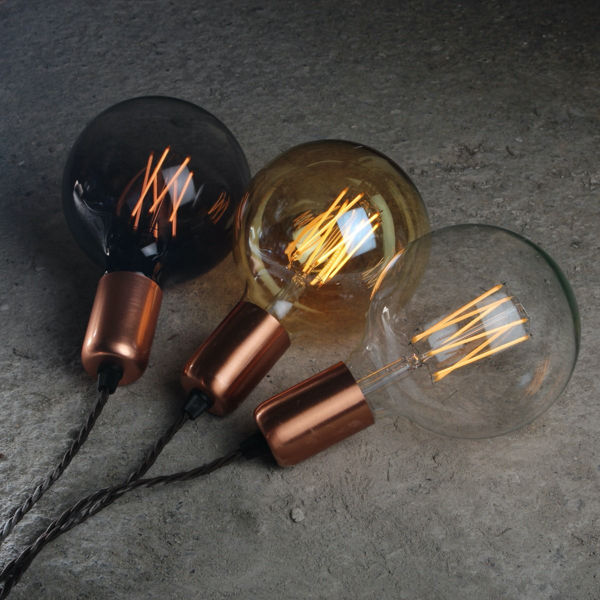 Clusterlamp 3