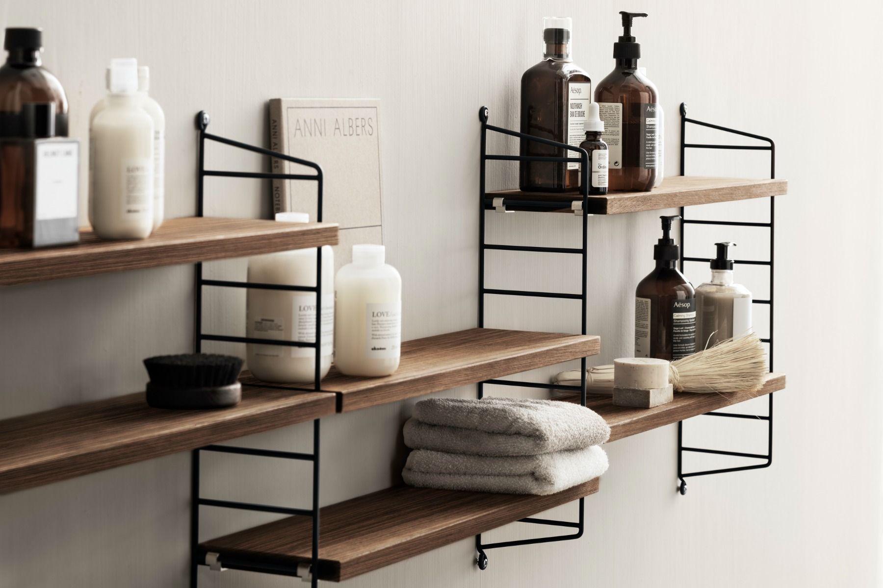 String Pocket Shelf