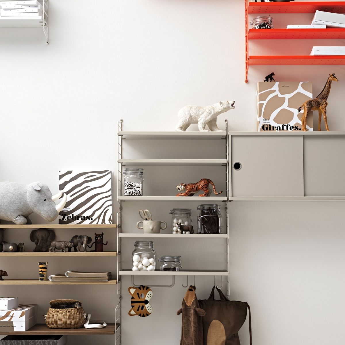String Shelves 58 x 20cm