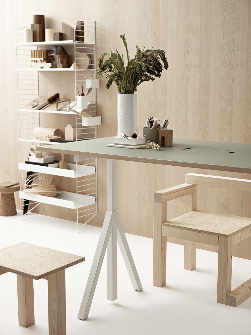 String Works Desk