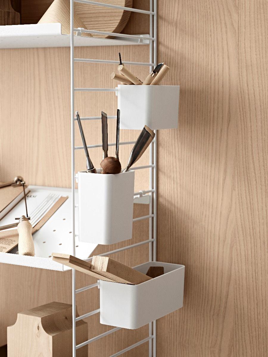 String + Organisers 3 Pack