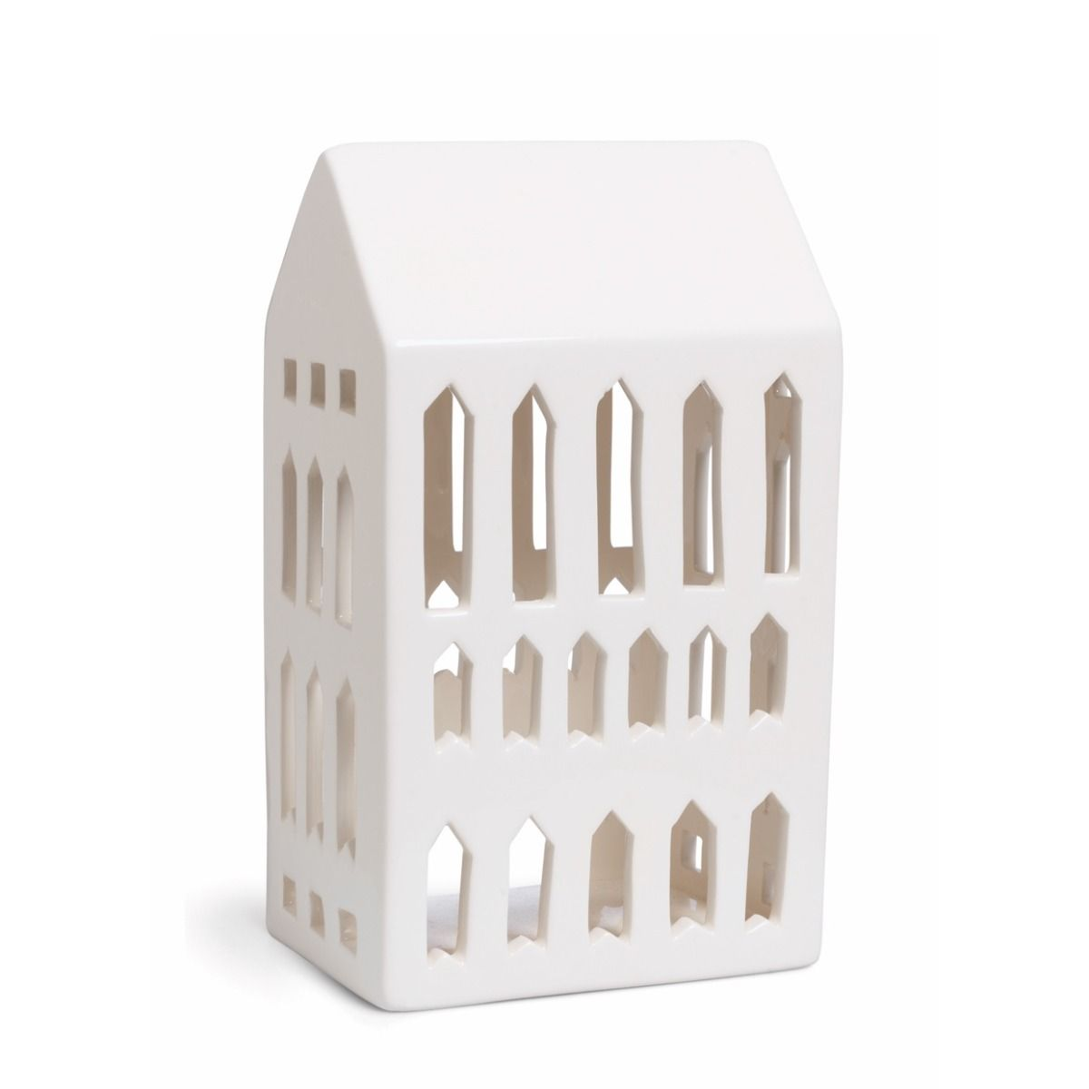 Kahler urbania ceramic tea light holder kirke