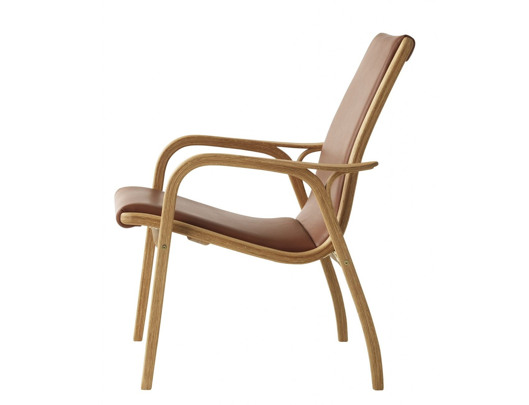 Swedese Laminett Easy Chair - Leather
