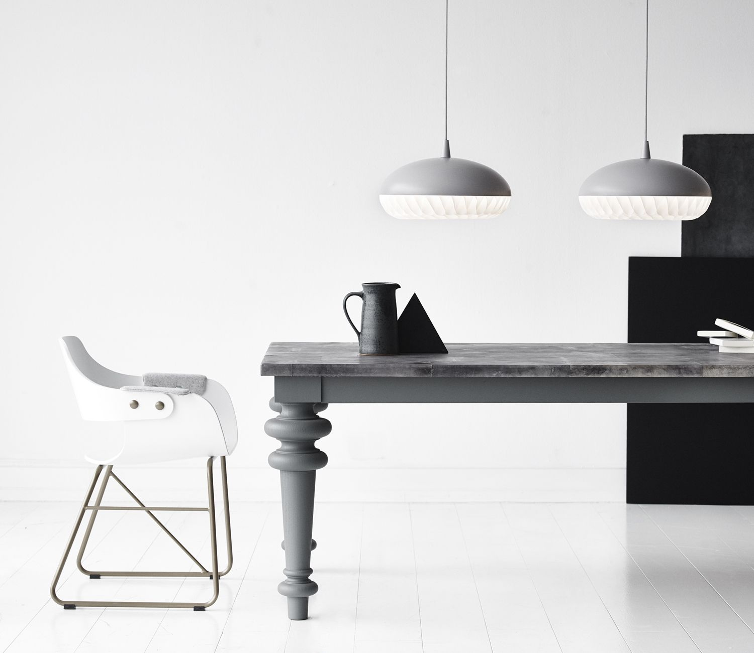 Fritz Hansen Aeon Rocket Pendant Light