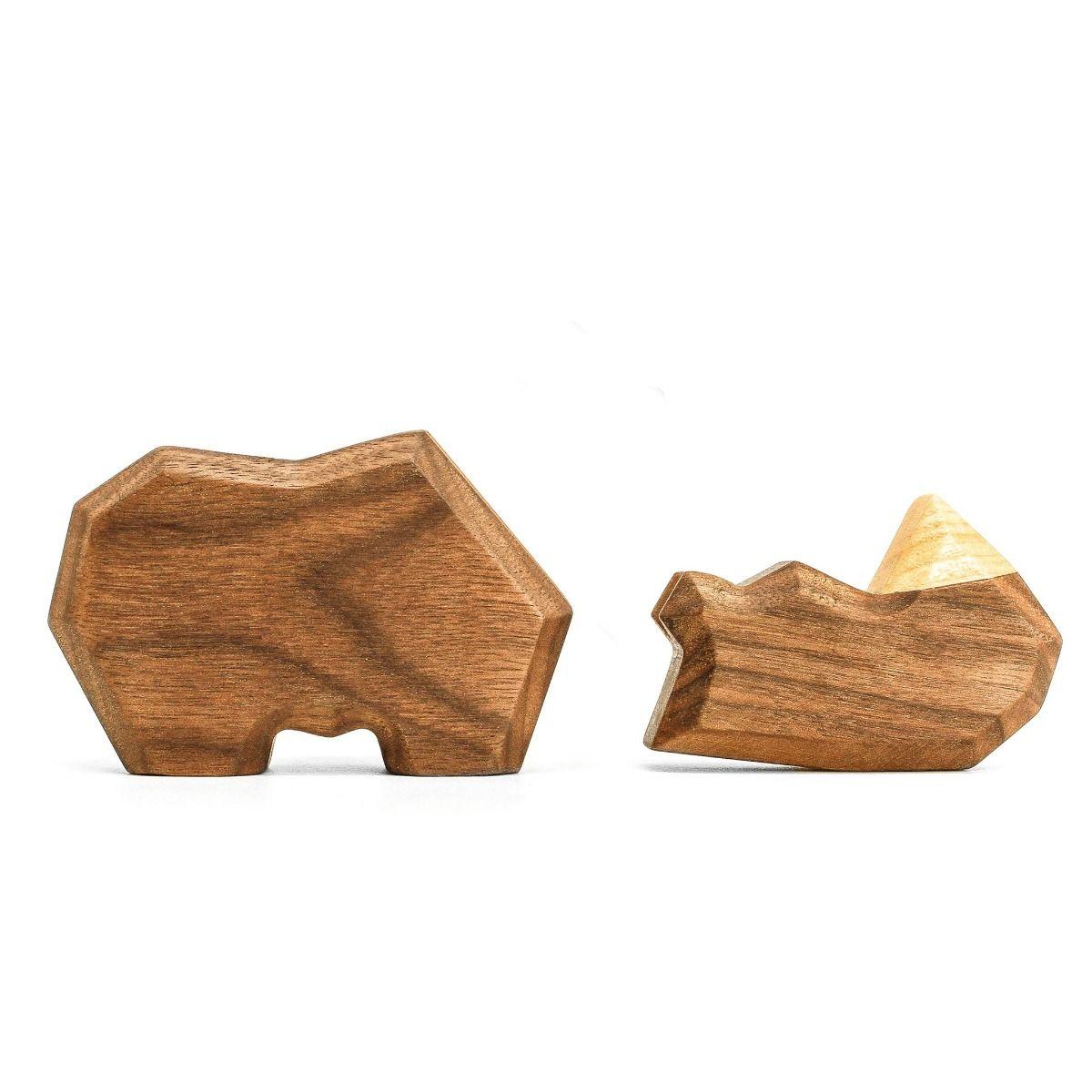 FableWood Little Rhino