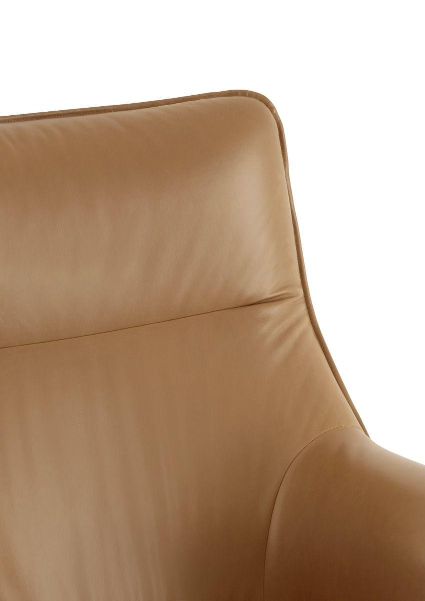 Muuto Doze Lounge Chair - Leather