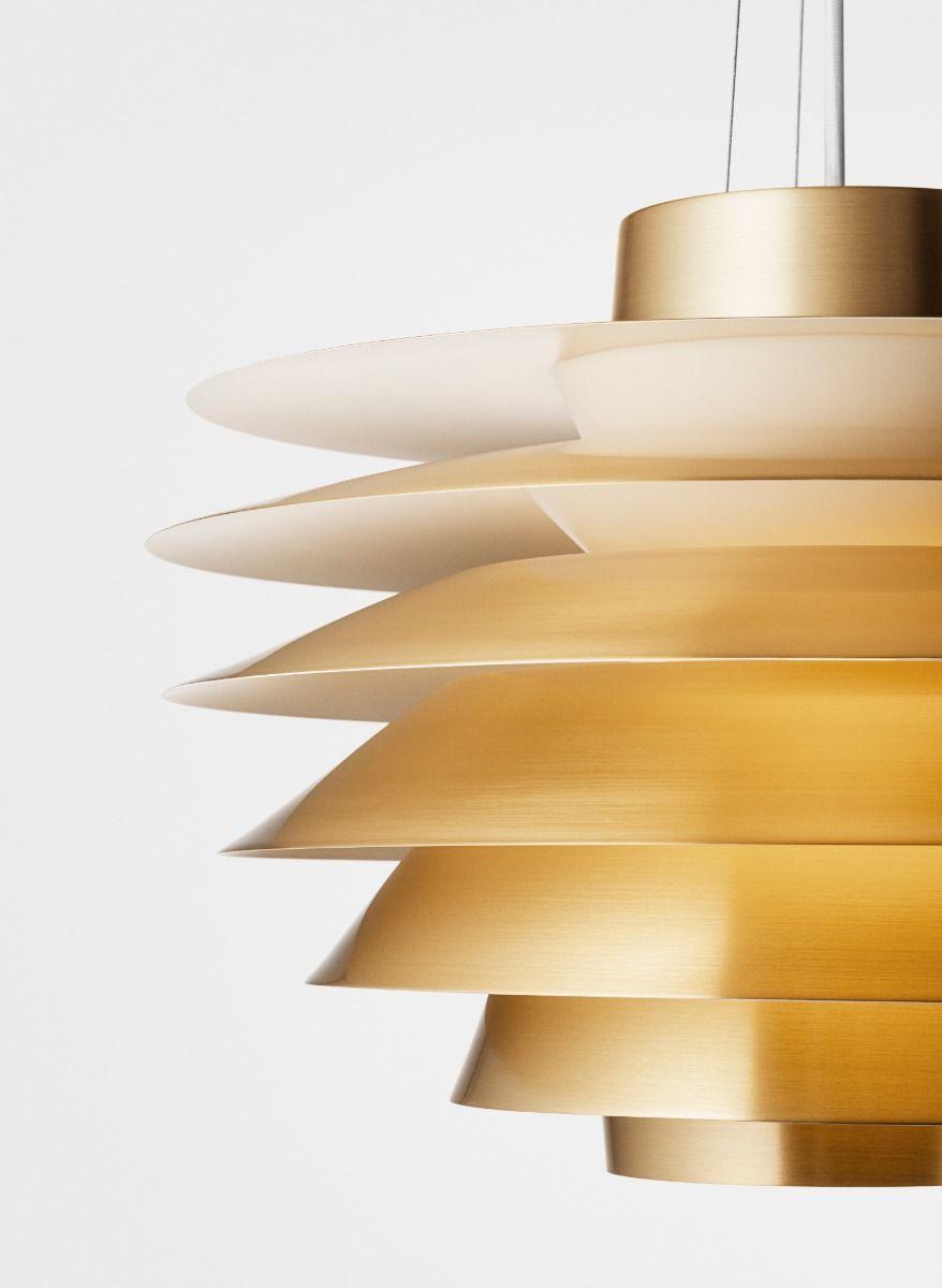 LYFA Verona Pendant - Brass