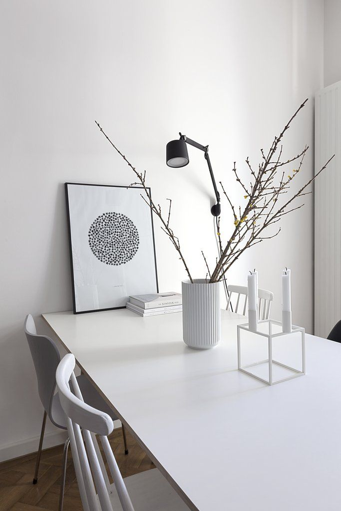 Coco Lapine Find Your Luck Poster on table