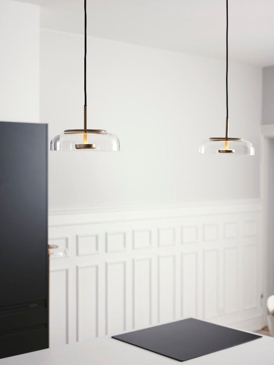 Nuura Blossi Pendant in Kitchen