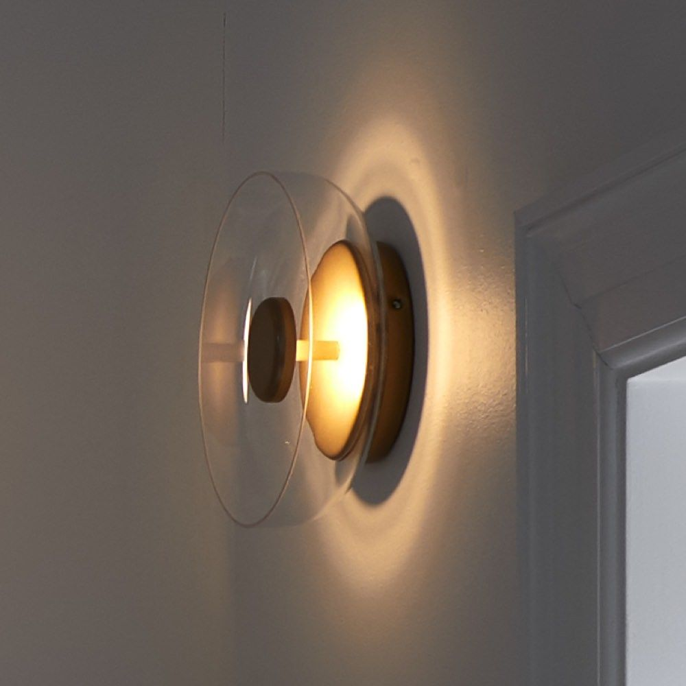 Nuura Blossi Wall light on the stair way