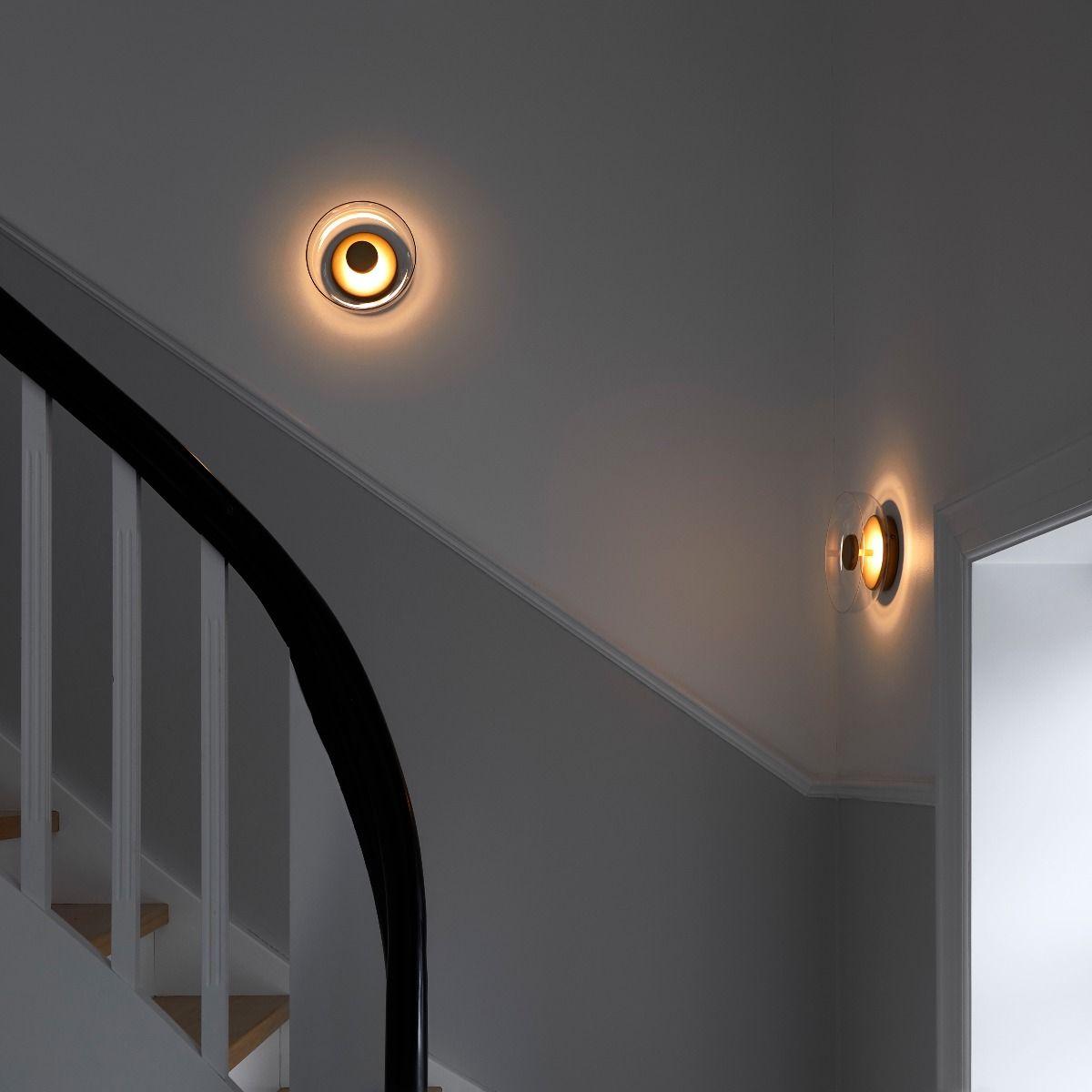 Nuura Blossi Wall Light in hall way