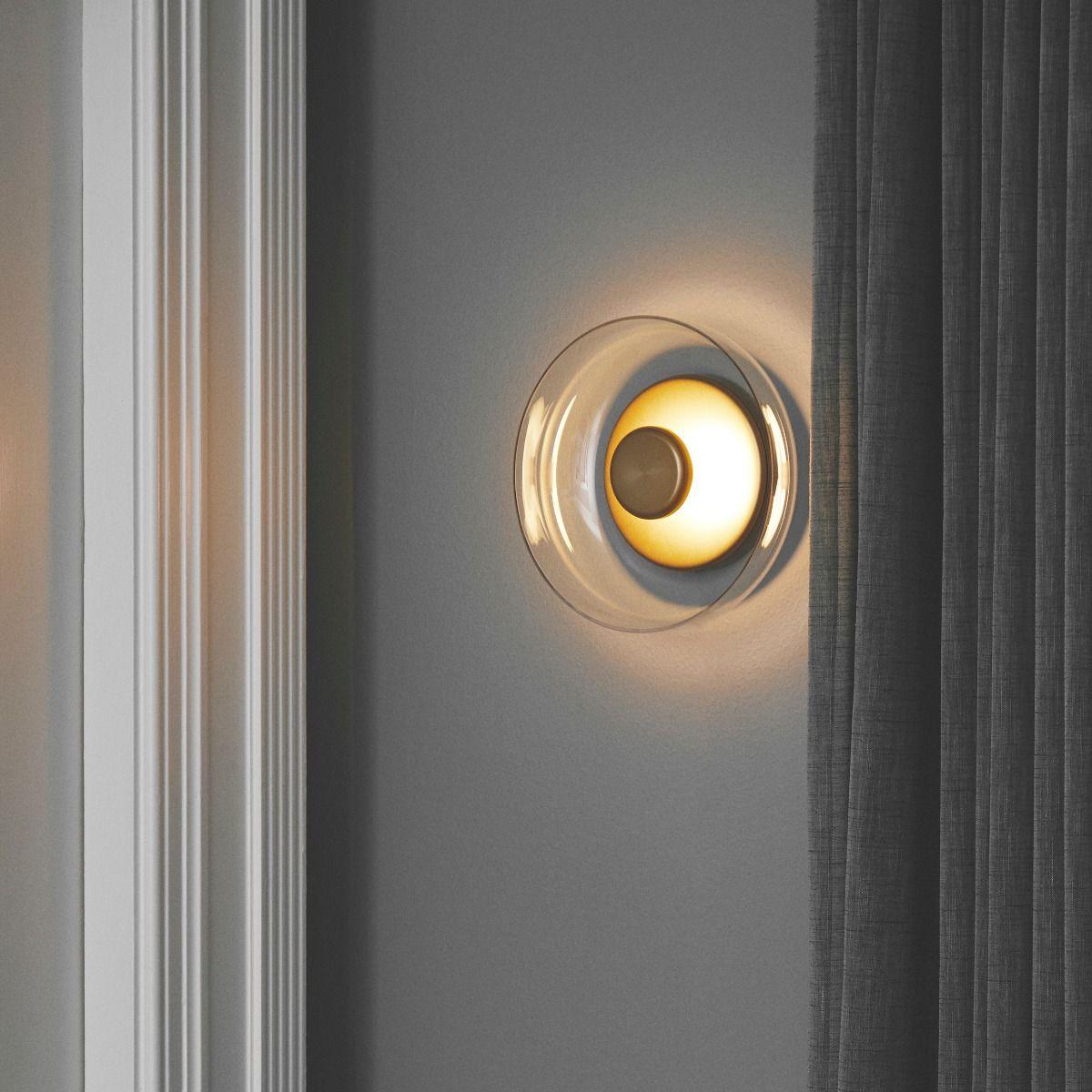 Nuura Blossi Wall light next to window