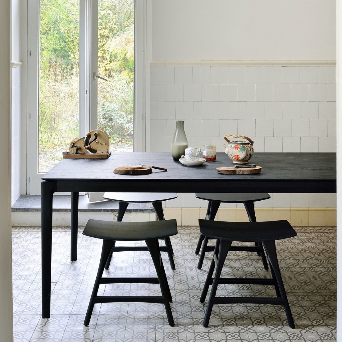 Ethnicraft Bok Dining Table