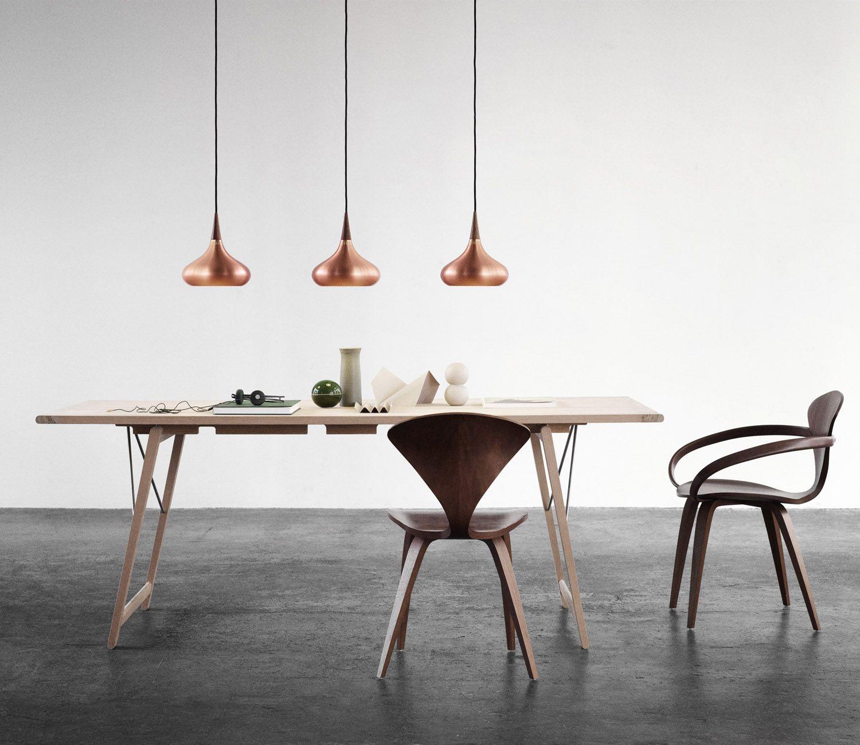 Fritz Hansen Orient Pendant Light - Copper